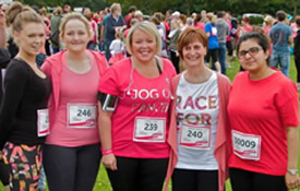 Cancer Research Race for Life