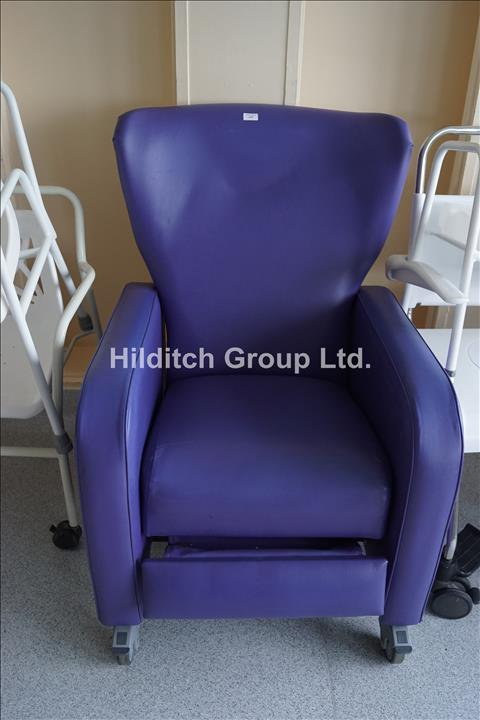 Electric Rehabilitation Chairs, Blue