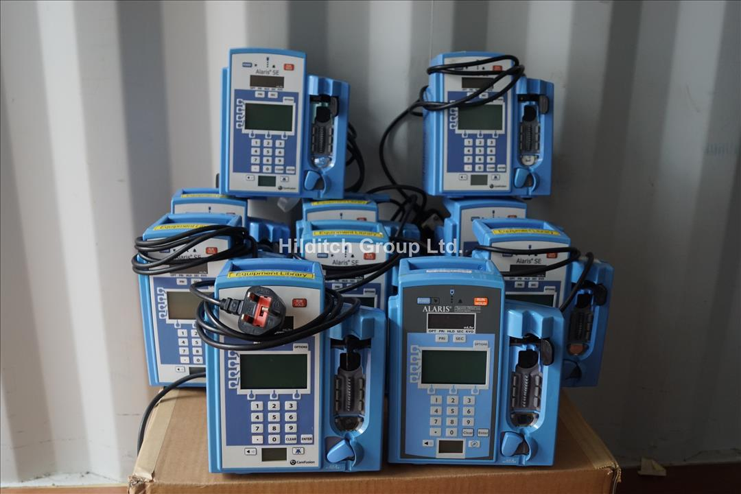 10 x Alaris Infusion SE Pumps