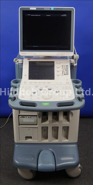 lot details auction sales hilditch group rh hilditchgroup com toshiba aplio mx service manual Toshiba Ultrasound