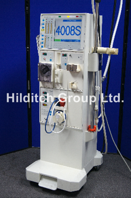 fresenius dialysis machine 4008s manual
