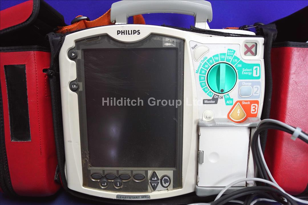 Philips Heartstart MRX Defibrillators